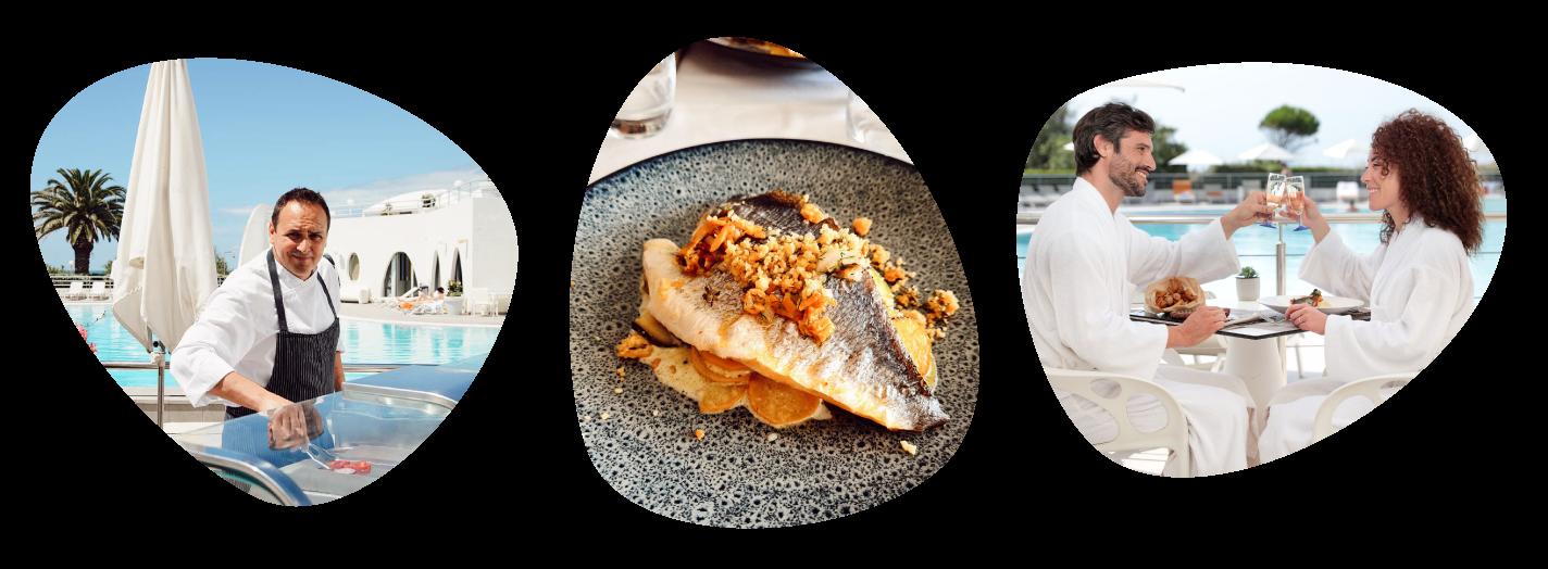 Restaurant Les Corallines 2021